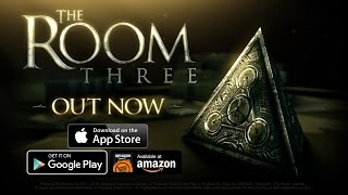 The Room Three Out Now for iOS, Android & Kindle Fire