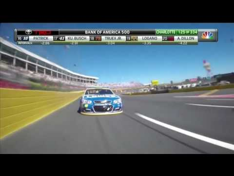 2016 NSCS Charlotte - Behind Cam