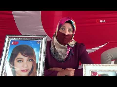 HDP önündeki ailelerin evlat nöbeti 255'inci gününde