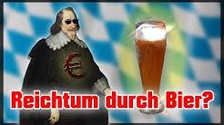 Reich werden durch Bier? 🍺 Das Weißbiermonopol! I FlossenShorts