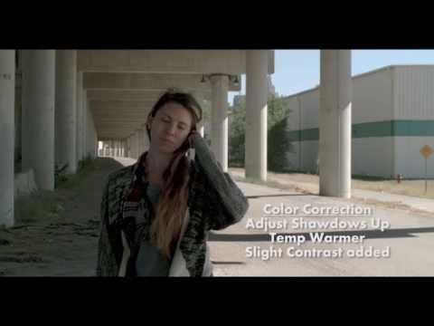 AJA Cion 4k | Shadows Test