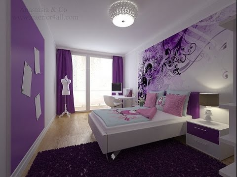 nursery decorating ideas kinder jugendzimmer design ideen youtube. Black Bedroom Furniture Sets. Home Design Ideas