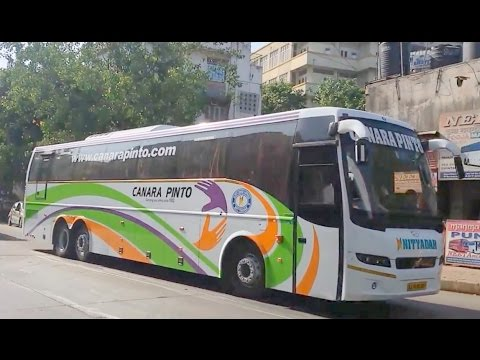 30 Spectacular Volvo Buses in 1 Video in Mumbai, India !!!!