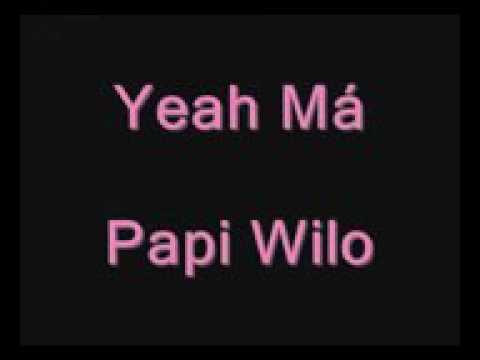 madre papi wilo letra