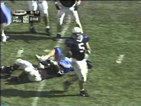 Tim Couch vs  Penn State 1999