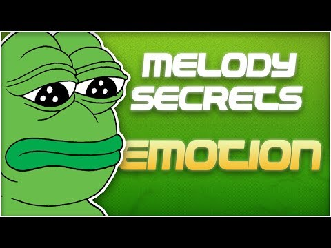 🔮MELODY SECRETS: How To Use And Control Emotions Like A GOD 🧠😇 (Emotions And Music) 🙏