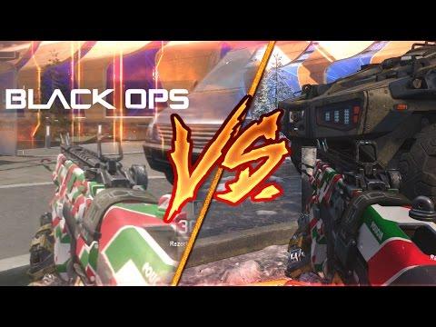 BLACK OPS 3: NEXT Gen VS OLD Gen | Call Of Duty: Black Ops 3 - AlphaSniper97