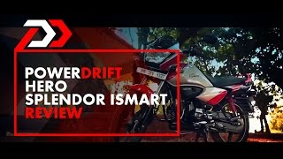 hero splendor ismart review powerdrift