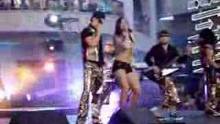 Rica y Apretadita - Kumbia All Starz at CityWalk