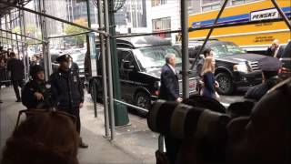 RAW FOOTAGE OF HILLARY CLINTON'S LAST HOUR IN NYC WHILE CONCEDING THE 2016 PRESIDENTIAL ELECTION.