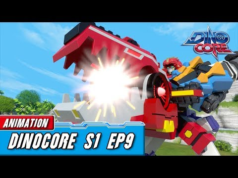 [DinoCore] Official | S01 EP09 | Best Animation for Kids | TUBA n
