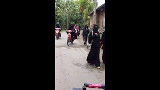 Salah Satu Pondok Pesantren di Indonesia Yang Semua Santri Wanitanya Bercadar
