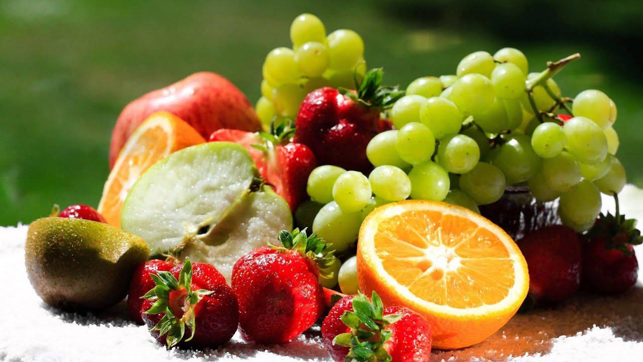 camilan buah-buahan