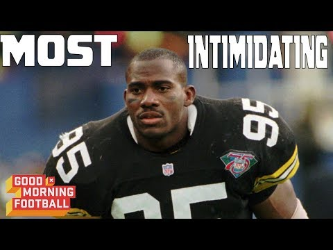 Who Is The Most Intimidating Player In NFL History? | Good Morning Football | NFL Network