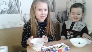 Bean Boozled challenge Бин Бузлд Челлендж кушаем конфетки #Kids