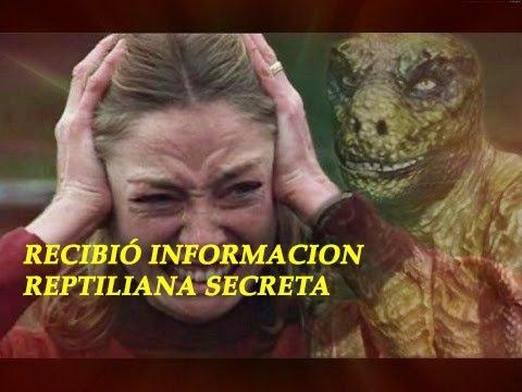 La Investigadora que descubrió secretos sobre REPTILIANOS