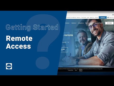 Getting Started with TeamViewer Remote Access