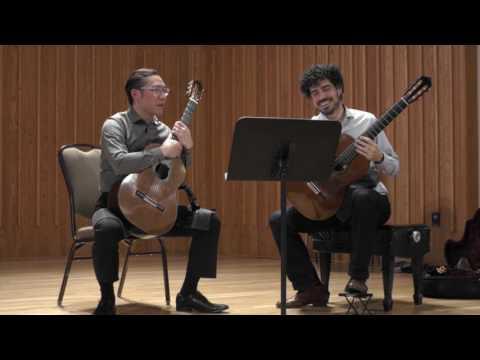 Masterclass classical guitar - Pablo Sainz Villegas - Bach 1007 Prelude