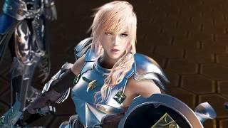 【Dissidia Final Fantasy NT】 Lightning #6 - Crystal B