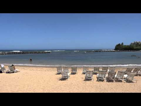 Embassy Suites Dorado Beach Puerto Rico view in 1080p taken with a Sony DSC-HX30v