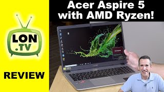 Best 2019 Budget Laptop? Acer Aspire 5 with AMD Ryzen Review - A515-43-R19L