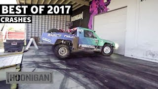 [HOONIGAN] DTT 185: Crashes and Other F-Ups - Best of 2017
