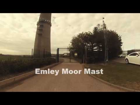 Emley Moor Tower - Engineering Tour