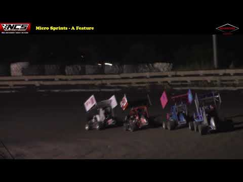 Micro Sprint, Stock Car -- 8/26/17 -- Nobles County Speedway