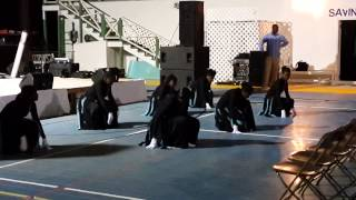 "Christian Fellowship Church Combined Dancers - Tye Tribbett ""Still Have Joy"""