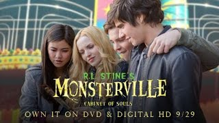 R.L. Stine's Monsterville: Cabinet of Souls - Trailer - Own it Now