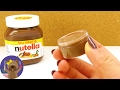 DIY NUTELLA LIPBALM | Lip Care with Nutella Scent