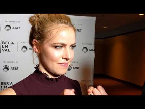 "2017 Tribeca Film Festival ""Devil's Gate"" Red- Amanda Schull"