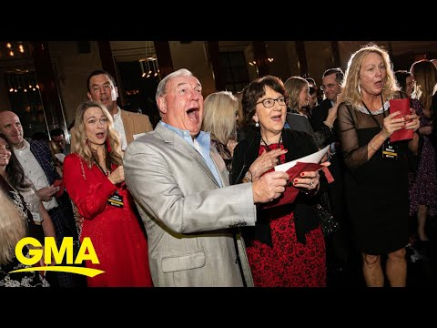 Boss surprises employees with $10 million bonus at holiday party   GMA Digital
