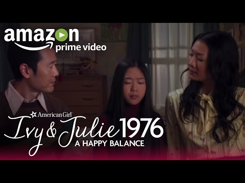 An American Girl Story  Ivy & Julie 1976: A Happy Balance    Amazon Kids
