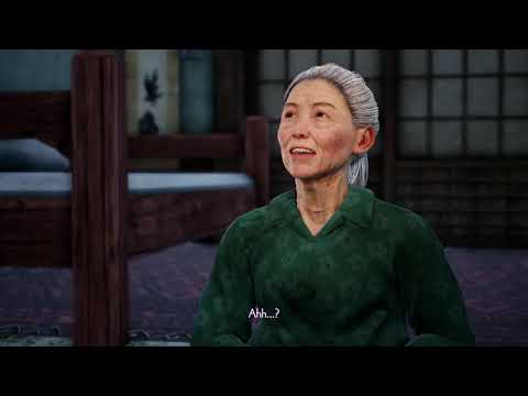 Shenmue III   -  Playing Hide n Seek with some kids for some answers |
