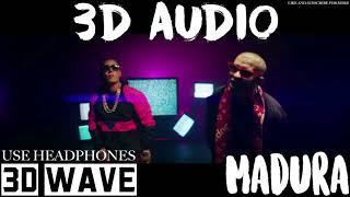 Cosculluela Ft. Bad Bunny - Madura   3D Audio (Use Headphones)