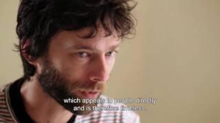 FALKE footprints: Light Artist Moritz Waldemeyer in London, German with english subtitles