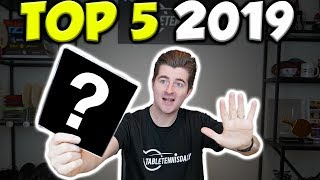 Top 5 Best Table Tennis Rubbers of 2019