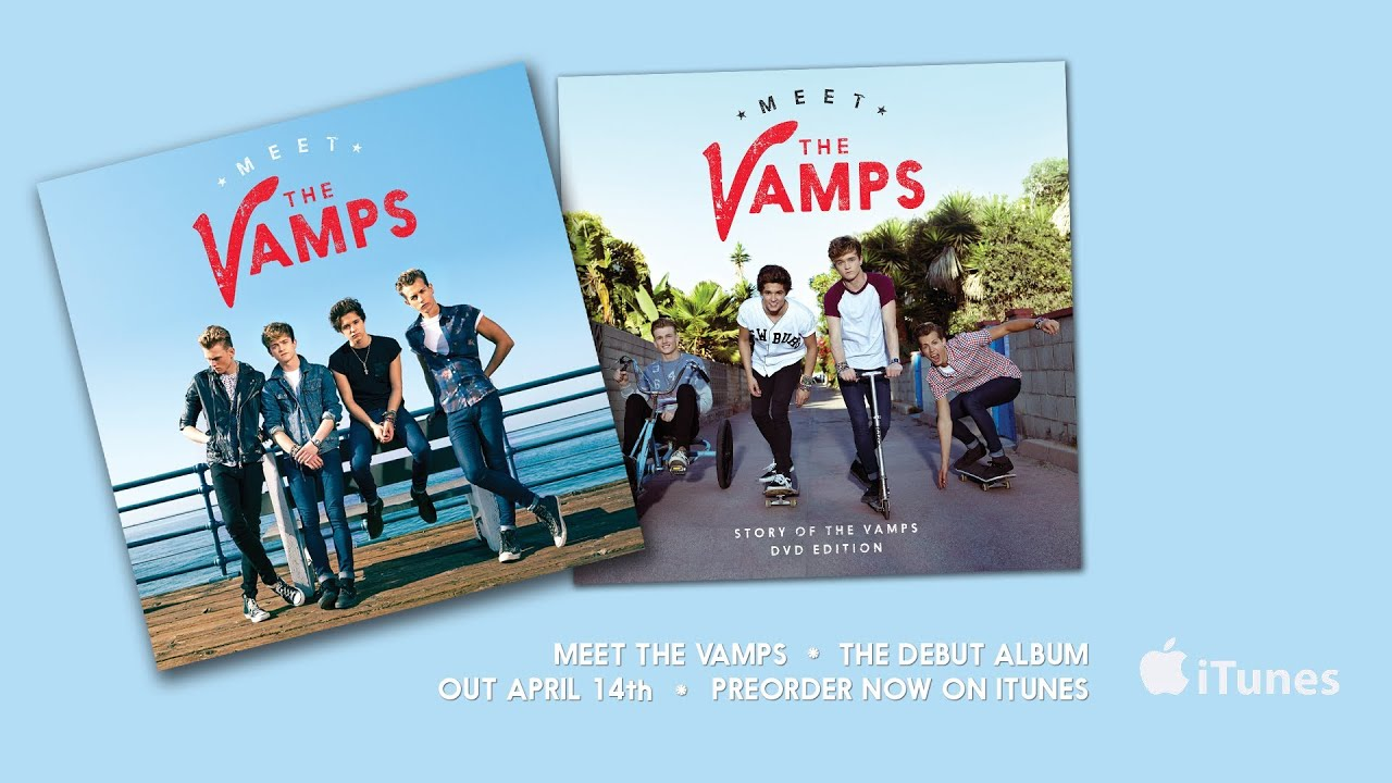 album meet the vamps track
