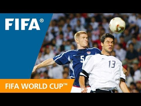 World Cup Highlights: Germany - USA, Korea/Japan 2002