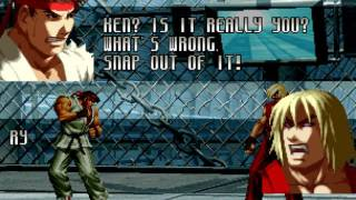 SNK vs Capcom: SVC Chaos Longplay (Neo Geo) [60 FPS]