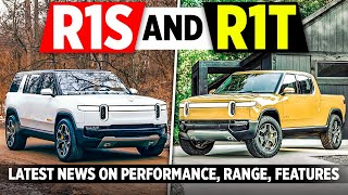 Everything You NEED TO KNOW About Rivian R1S And R1T