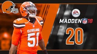 Madden NFL 18 Owner Mode (Cleveland Browns) #20 Offseason