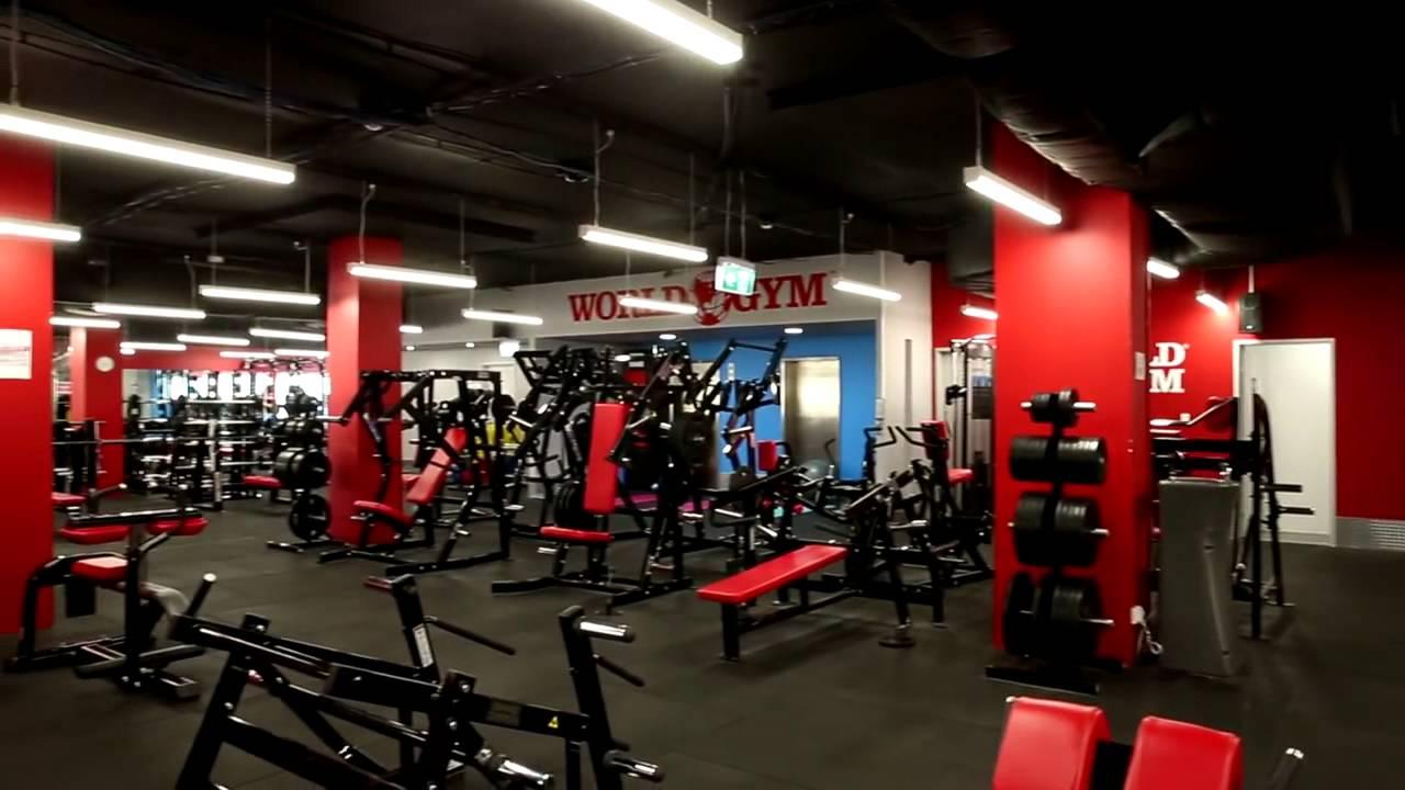 world gym yuma | anotherhackedlife.com
