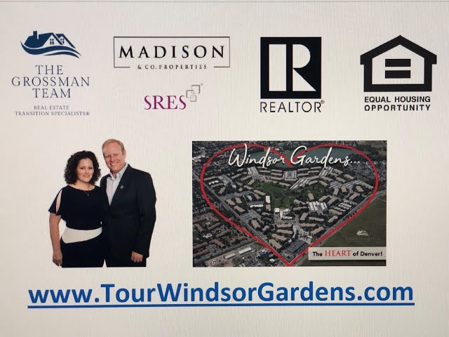 Windsor Gardens, Denver Colorado: Community Overview and Introduction to Amy & Scott Grossman