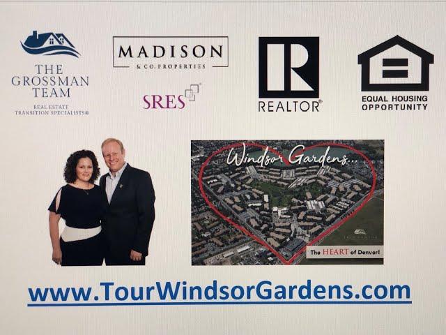 Windsor Gardens, Denver Colorado: Community Overview and Introduction to Amy & Scott Grossman