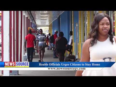 Guyana News Source 3rd April 2020