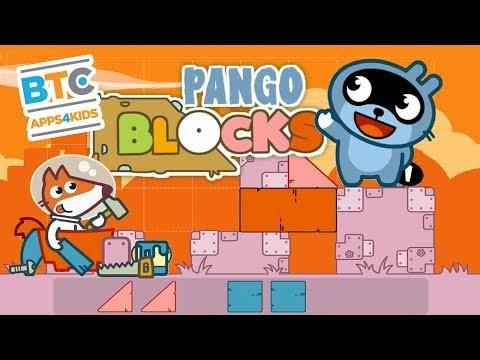 Pango Blocks - Put Your Logic And Block Building Skills To The Test!