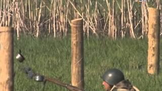 Лагерь Красной Армии расположился на пойме Москвы-реки 9 мая(, 2015-05-12T15:31:10.000Z)