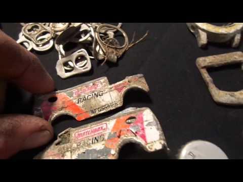 Metal Detecting : Beginner to Beginner = EMINEM High School